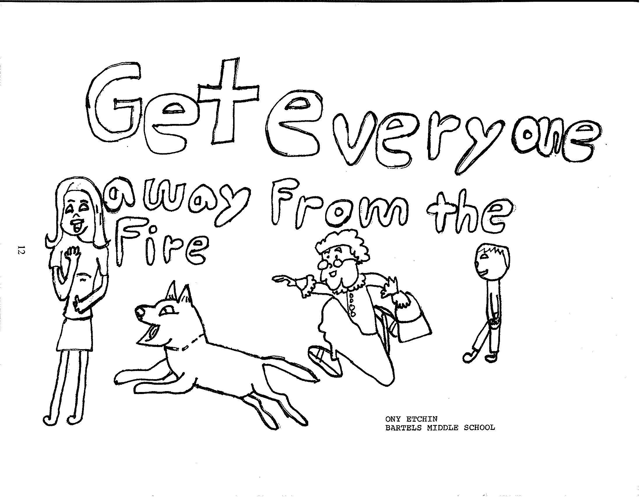 Chester Sroka Fire Prevention Fund – City of Portage, WI
